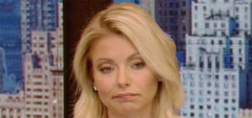 Kelly Ripa 'threatened to not come back until Michael leaves': petty or justified?