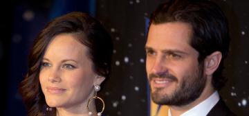 Prince Carl-Philip & Sofia named their son Alexander Erik Bertil Hubertus