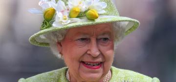 Would Queen Elizabeth II consider abdicating in the next five years?