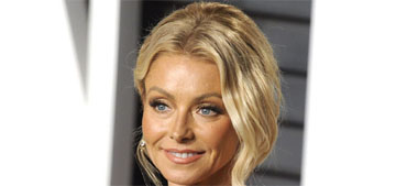 Kelly Ripa promises to return to Live Tuesday, is expected to host with Michael