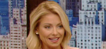 E! defends Kelly Ripa: She 'should have had a seat' at the decision table