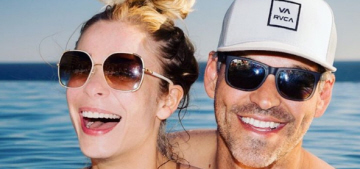 Brandi Glanville wished LeAnn Rimes & Eddie Cibrian a happy fifth anniversary