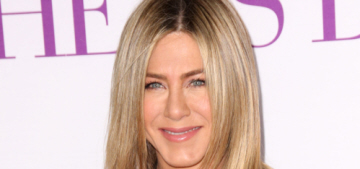 Jennifer Aniston: Gloria Steinem 'taught me about feminism, it's just about equality'