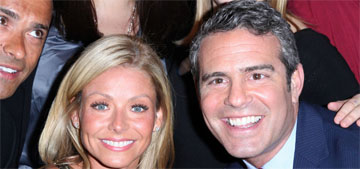 Kelly Ripa's friend Andy Cohen shades Strahan: He'll be one of five anchors