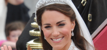 Sarah Burton is being sued over the Duchess of Cambridge's wedding gown