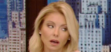 Open Post: Kelly Ripa returns to 'Live,' Strahan is taking the high road (Update)