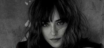 Dakota Johnson: 'I missed the television train, I don't even have a Netflix account'