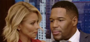 Michael Strahan is leaving 'Live' May 13th, not September as planned
