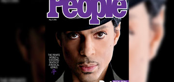 Prince covers People: 'A musical genius who defied genre and gender'