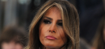 Melania Trump denies having an early boob job, Botox: 'I didn't do anything'