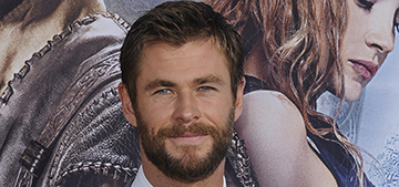 Chris Hemsworth adorably bonds with his fellow administrative professionals