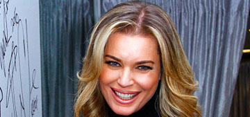 Rebecca Romijn on Instagram models: 'They are not true models'