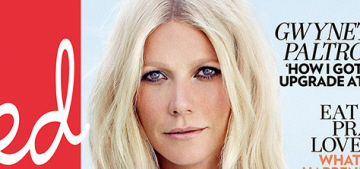 Gwyneth Paltrow thinks she got a 'massive software upgrade' at 40
