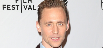 Tom Hiddleston wants a career like Matt Damon or Joaquin Phoenix