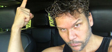 Star: Dane Cook is so Botoxed, 'his eyebrows can't move properly'