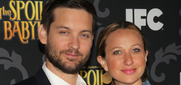Star: Tobey Maguire's wife told him to get a job, she's 'tired of his gambling'