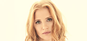 Jessica Chastain: I don't think voters should be swayed by a celebrity
