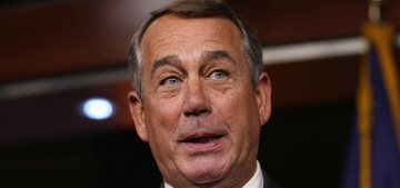 John Boehner: Ted Cruz is 'Lucifer in the flesh, a miserable son of a bitch'