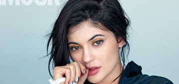 Kylie Jenner: 'I do consider myself a feminist… I don't depend on a man'