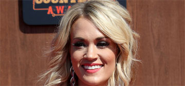 Carrie Underwood in Gauri & Nainika at Country Countdown Awards: bizarre?