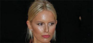 Karolina Kurkova's Marchesa Met Gala gown lit up in response to Tweets: still fug?
