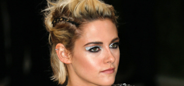 Who wore the best Chanel at the Met Gala: Kristen Stewart, Lily-Rose or Willow?
