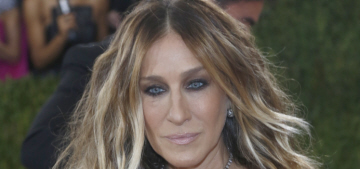 Sarah Jessica Parker in Monse at the Met Gala: Founding Father chic?