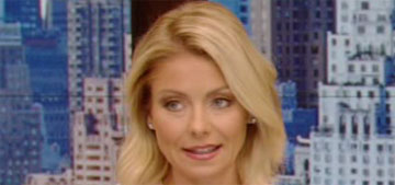 Kelly Ripa to the Live audience booing at Michael's exit: 'I'm still here!'