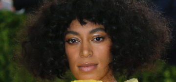 Blind item: who did Solange Knowles shade as 'rude & annoying'?