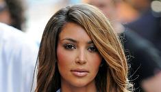 Kim Kardashian goes blonde… sorta