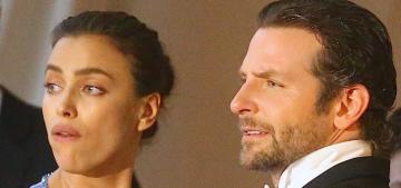 """Bradley Cooper & Irina Shayk were the forgotten Met Gala couple"" links"