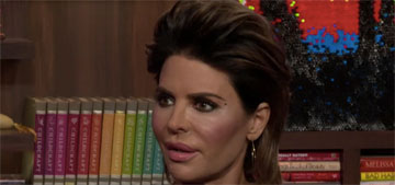 Lisa Rinna debuts a new hairdo after 20 years: upgrade or awful?