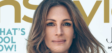 Julia Roberts on staying in shape: 'Remain calm, drink your water & be joyful'