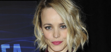Star: Rachel McAdams makes 'secret' trips to Argentina to see her lover