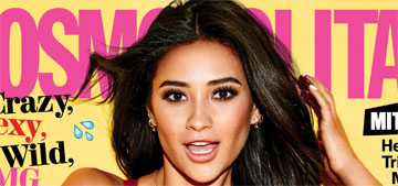 Shay Mitchell refuses sexuality labels: 'You love who you love'