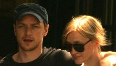 James McAvoy's wife wants to get pregnant