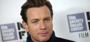 Ewan McGregor: 'I'm not a religious person.  I'm married to a Jewish woman'