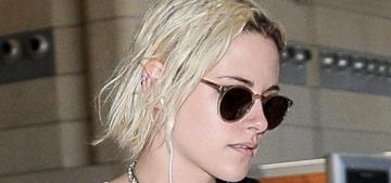 Kristen Stewart's ex-girlfriend Soko is giving us some social media drama