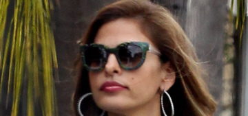 Eva Mendes & Ryan Gosling have welcomed their second daughter, Amada