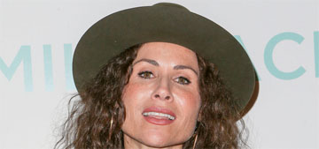 Minnie Driver sued by neighbor for impeding construction, throwing black paint