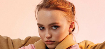 Lily-Rose Depp's first movie, 'Yoga Hosers,' looks terrible (but it's not her fault)