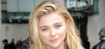 Chloe Moretz & Brooklyn Beckham are happening: 'yes, we're in a relationship'