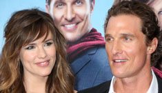 Girlfriends Past premiere w/ Jennifer Garner & Matthew McConaughey