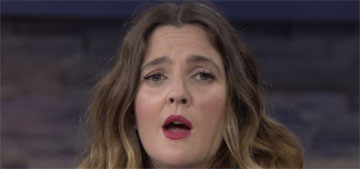 Drew Barrymore on her divorce: 'I'm comfortable with it being all out there'