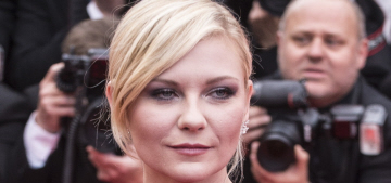 Kirsten Dunst in floral Gucci at Cannes' opening night: fabulous or too flowery?