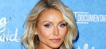 Kelly Ripa admits that she and the Live staff decided to cut Michael's stay short