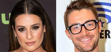 Scream Queen Lea Michele is dating iZombie star Robert Buckley