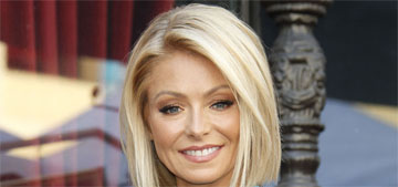 Did Kelly Ripa inform her ABC bosses that she was telling her story to People?