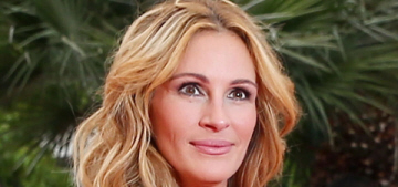 Julia Roberts in Armani at Cannes 'Money Monster' premiere: fab or drab?
