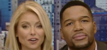 All Michael Strahan photos to be wiped from Live studio: normal or spiteful?